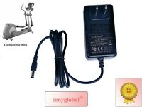 AC Adapter For Life Fitness X9 x9i x91 S9 Crosstrainer Elliptical Cross-Trainer
