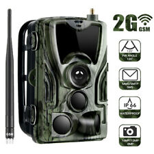 HC-801M 2G Trail Hunting 16MP 1080P SMS Infrared Night Vision Camera Trendy