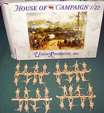 A Call To Arms Union Regiments ACW 1/72 MIB