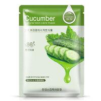 Facial Skin Care Mask Sheet Pack Essence Natural Moisture Malie Korea Cosmetics