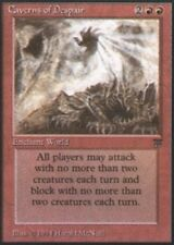 Italian Caverns of Despair ~ Near Mint Legends Foreign UltimateMTG Magic Red Car