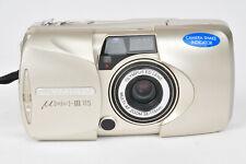 Olympus µ[mju:]-III 115 Compact 35mm Film Camera