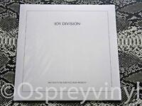 Joy Division CLOSER 180gm Vinyl Download Code MP3 Version Factory Sealed LP