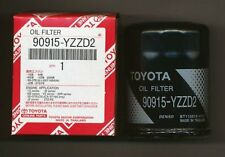 "Toyota Genuine Oil Filter ""90915YZZD2"" BOX OF 10"