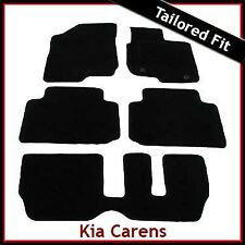 Kia Carens Auto (2007 2008 2009 2010 2011) Tailored Fitted Carpet Car Mats