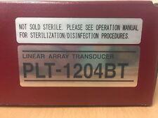 Toshiba Viamo PLT-1204BT 12MHz Linear Peripheral Vascular Ultrasound Transducer
