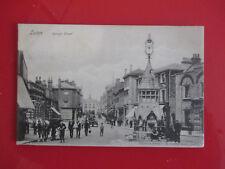 George Street Luton Postcard.9th Feb 1905 Squared Luton Cancel.Dryerre's Series.