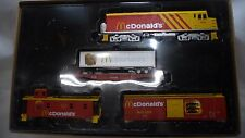 MTH 30-4042-0 McDonalds F40ph RTR Train Set W/Loco Sound NIB