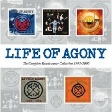 LIFE OF AGONY - COMPLETE ROADRUNNER COLLECTION 1993-2000 5 CD HEAVY METAL NEU