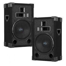 VM Audio VAS310P 1200 Watt 3 Way 10 DJ Passive Loud Speaker System NEW