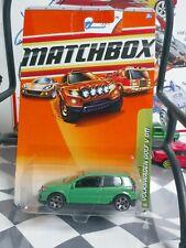 MATCHBOX  GOLF V GTI GREEN  METRO RIDES SERIES #29