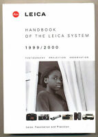 "Leitz ""Handbook of the Leica system"" catalogo generale 1999-2000 D648"