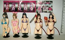 G TASTE BUST MODEL SEXY JAPAN GIRLS GASHAPON FIGURE HENTAI EPOCH FIGURINE