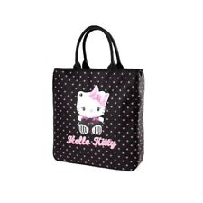 Hello kitty by camomilla - Sac Shopping 42 x 39 x 9.5 cm Dotty - Noir Pois Rose