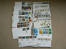 1998, 1999, 2000 Royal Mail First Day Covers - Sold Individually - Various, FDC