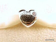 NEW!  AUTHENTIC PANDORA CHARM IT'S A GIRL    #791280PCZ  P