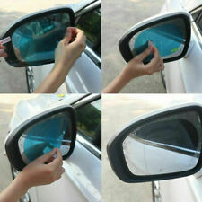 2PCS Car Rearview Mirror Rainproof Sticker Anti-fog Protective Film Rain Shield