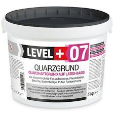 Quarzgrund Putz Grundierung 4 Kg weiße Tiefengrund gute Qualität RM07