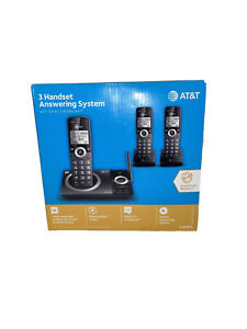 AT&T 3 Handset Answering System CL82319 BRAND NEW
