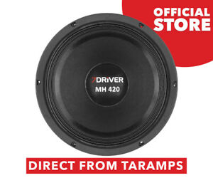 """7Driver 10"""" MH 420 8 Ohm Speaker 420W RMS by Taramps Direct From Taramps"""