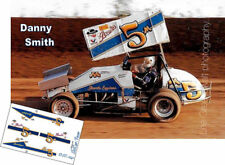 CD_DSC_041 #5m Danny Smith    sprint car   1:18 Scale Decals   ~NEW~