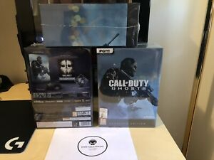CALL OF DUTY GHOSTS (PC) HARDENED EDITION NUOVO E SIGILLATO