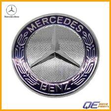 Genuine Mercedes W221 W211 E63 E550 E63 S550 S600 S65 S63 Badge on Grille Shell