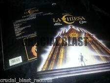 GOBLIN / KEITH EMERSON La Chiesa LP italian horror score spookprog dario argento