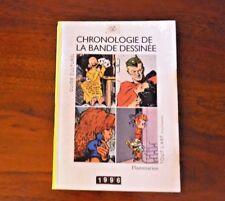 Chronologie de la Bande Dessinée - année 1996 voir détail dans l'annonce.