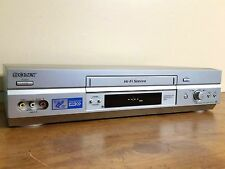 New listing Sony Slv-N750 Vhs / S-Vhs Hi-Fi Vcr With Commercial Skip Tested