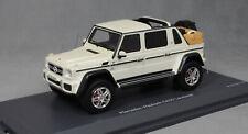 Schuco Pro.R Mercedes-Benz Maybach G650 Landaulet in White Pearl 450900500 1/43
