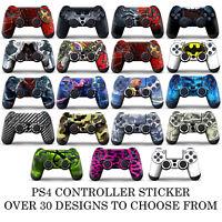 PS4 Controller Decal Sticker Skin Vinyl For Playstation Dualshock 4 Controller