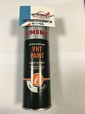 Simoniz spray paint VHT matt black 500ml exhaust manifold very high temperature