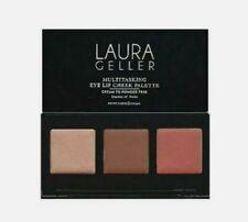 Laura Geller - Multitasking Eye, Lip, Cheek Palette Cream to Powder Trio - Shade