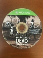 The Walking Dead: The Telltale Definitive Series Xbox One New! *DISC ONLY*
