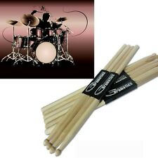 Maple Wood 7A Drum Sticks Rock Band Practice Percussion Drumsticks Drum sticks