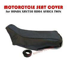 MOTORCYCLE SEAT COVER will fit  XRV750 XRV 750 RD04 AFRICA TWIN TEXTURE TOP