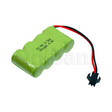 Rechargeable Battery Ni-MH 2/3AA with Cable 2 Pin 4.8V 800mAh