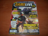 REVISTA GAMELIFE PC Nº32 + JUEGO HERETIC 2 + DEMOS