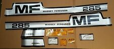 Massey Ferguson 285 Complete Decal Set