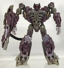 Transformers Dark Of The Moon Movie Shockwave Figure Voyager Class DOTM 2011