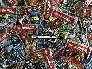 Lego Ninjago Figuren AUSSUCHEN Minifiguren Kai Cole Jay Zane Wu Nya Garmadon NEU