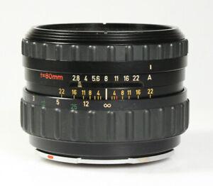 Rolleigon 80mm / 1:2.8 HFT für Rolleiflex SLX/6000, mit 1 Jahr Gewährleistung