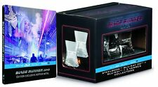 Blade Runner 2049 Limited Edition-SteelBook 3D & 2D Blu-ray & 2 Whiskey Glasses