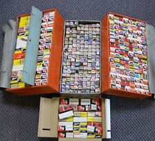 Vintage Large Lot approx 480 of Zenith GE Sylvania RCA etc Tubes w/ Boxes & Case
