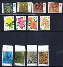 Great Britain 1976 selection (D57) – Free postage