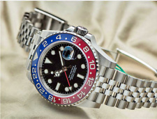 Beautiful 1:1 Homage For GMT Mas 2 Pepsi Or Batman On Jubilee Highest Quality