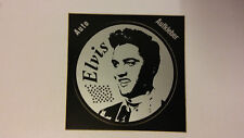 Elvis Presley Rock pop STICKER Vintage logo music auto aufkleber