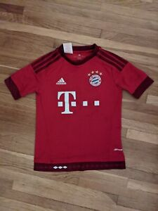 Boy's Adidas Bayern Munich Jersey - Size Small
