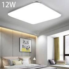12W LED Deckenleuchte Badleuchte Deckenlampe Küche Wohnzimmer Kaltweiß IP44